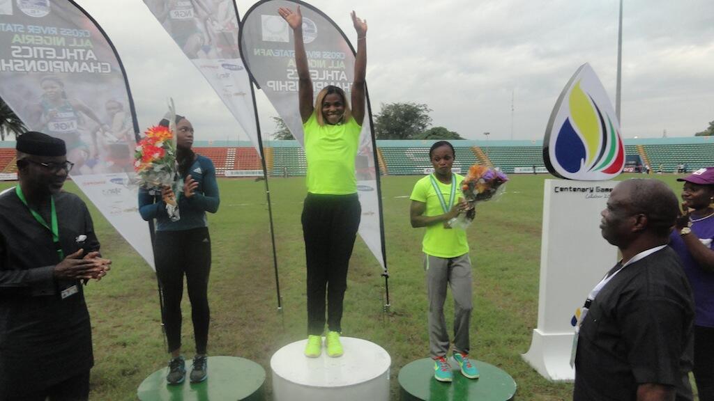 African Senior Championships - Durban 2016