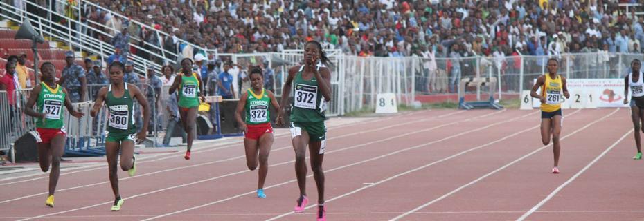 2019 African U18 and U20 Championships - Abidjan, Ivory Coast
