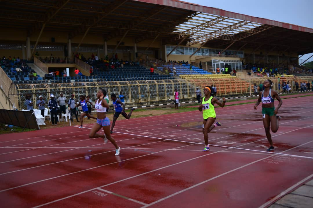 AFN U20 Trials Ilaro 2019 / Photo Credit: AthleticsAfrica