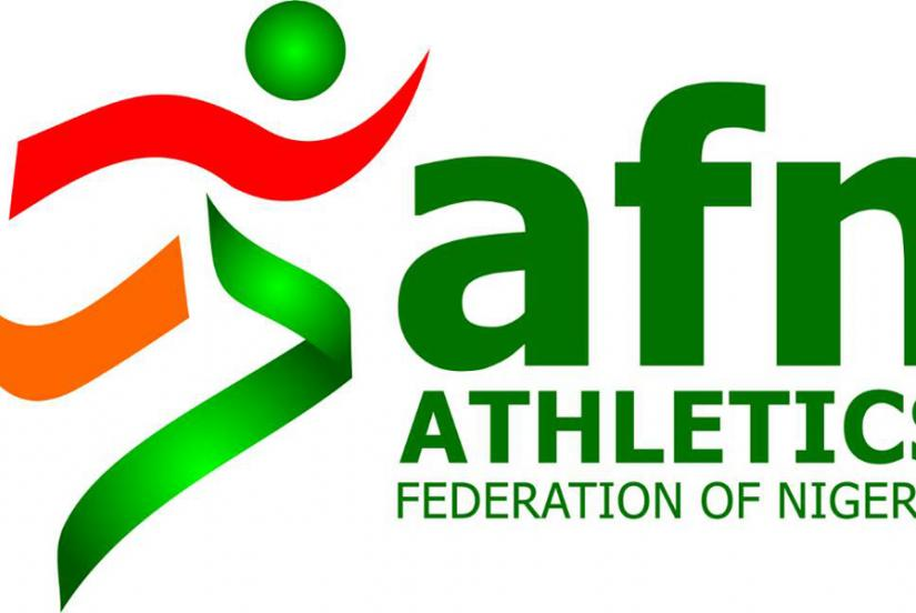 Athletics Federation of Nigeria Logo image