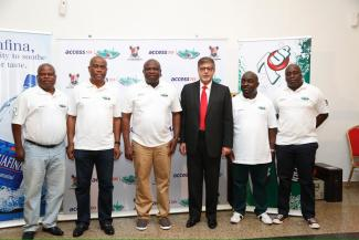 2017 Lagos City Marathon press conference