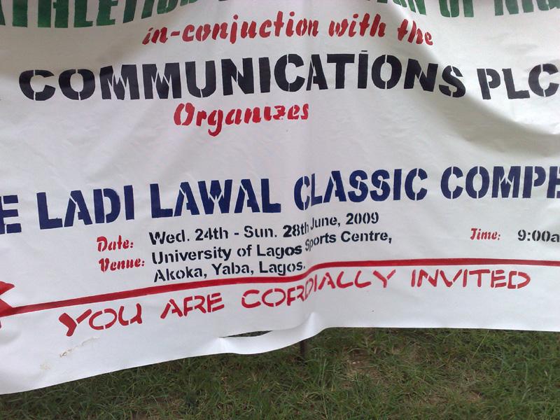 Ladi Lawal Classics begins in Unilag, despite heavy Lagos downpour