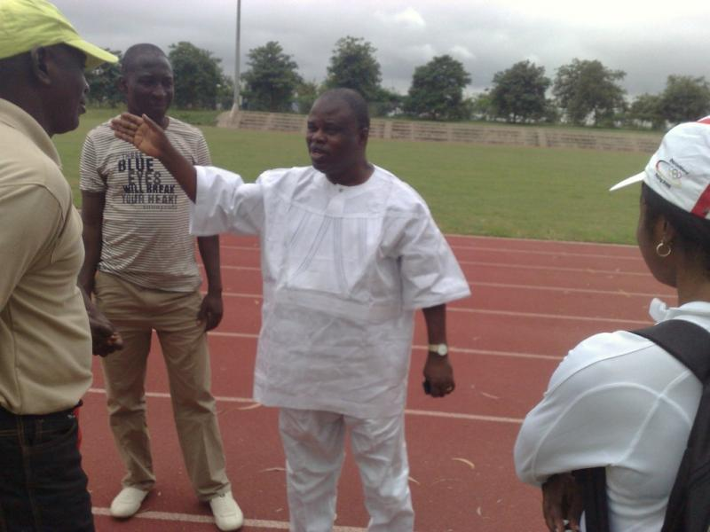 Ogba lauds quality of performance at the Abuja Grand Prix meet
