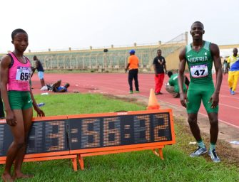 1st AFN All-Comers set for April 5-6, 2019 in Ijebu-Ode