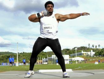 Enekwechi breaks National Shot Put Record in Bragança Paulista – 2019 IAAF World Challenge